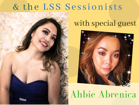 Acoustic live session (with special guest, Ahbie Abrenica)