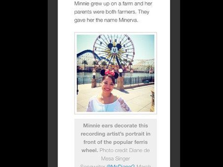 Thank you Anaheim Adventures for the feature! -- Meeting Mickey Mouse at Disneyland Is Always Fun