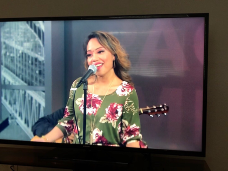 Diane de Mesa's NBC Bay Area guesting now on Youtube!