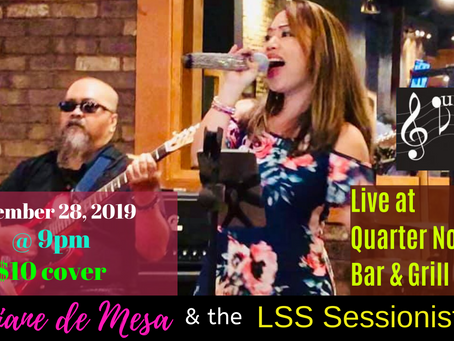 Diane & LSS - Live at Quarter Note!