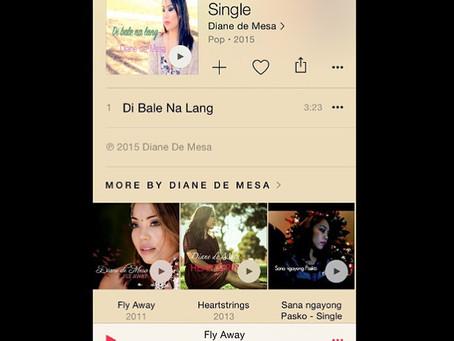 Diane de Mesa's tracks on Apple Music!