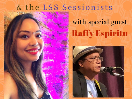 Acoustic Live Session with Special Guest, Raffy Espiritu