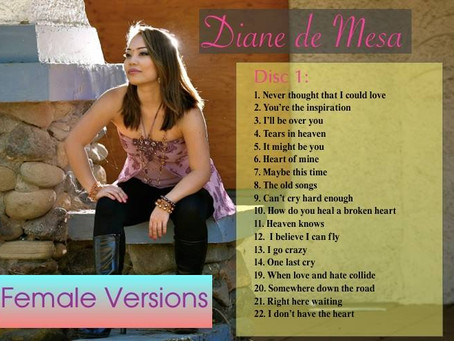 FREE DOWNLOAD! - Diane de Mesa's Female versions