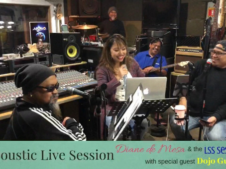 Acoustic live session with special guest, Dojo Guamboy!