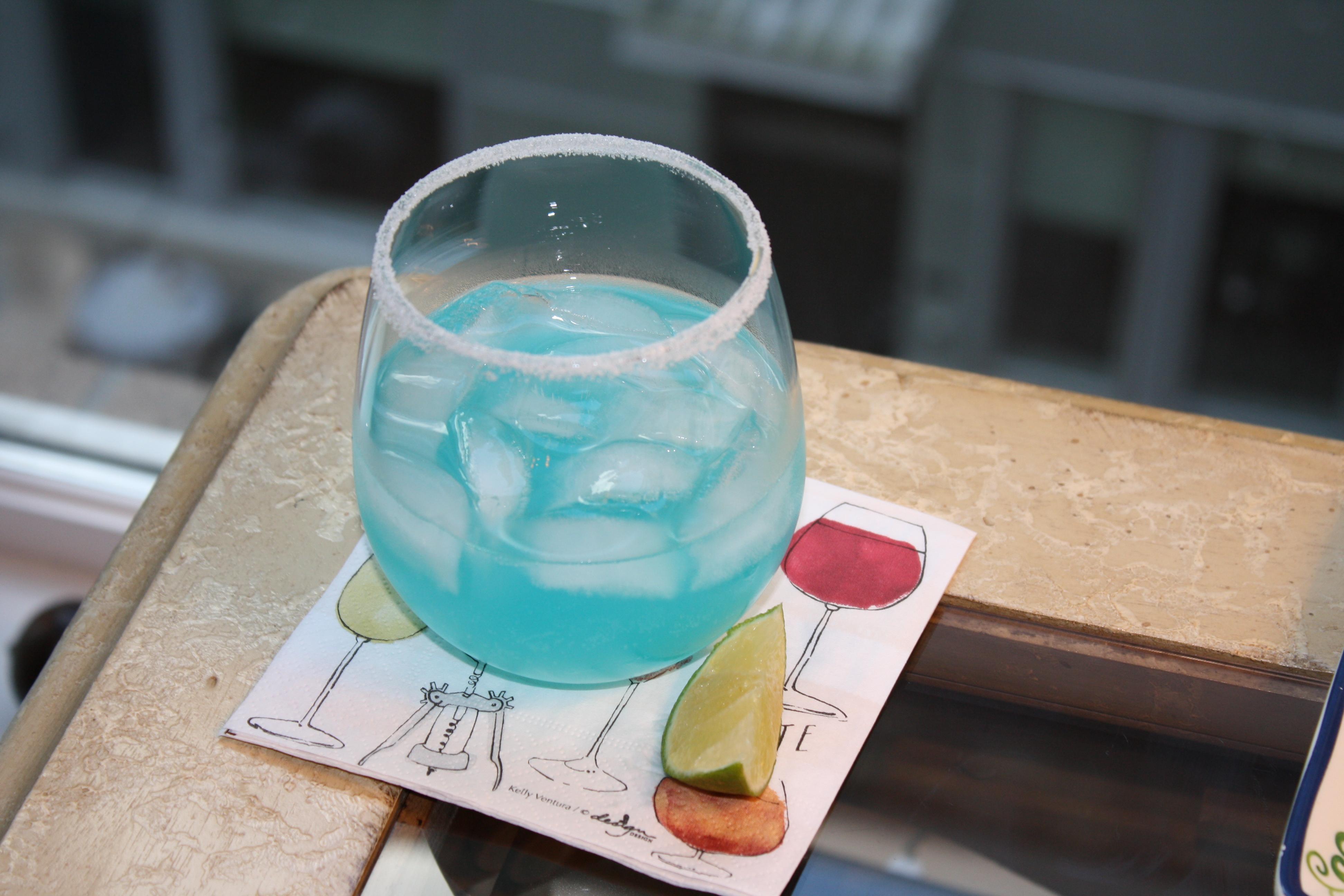 Blue Paloma