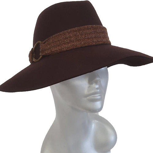 'Rancher' Hat - Style #518F19