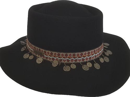 """""""Gaucho"""" Hat - Style #512F19"""