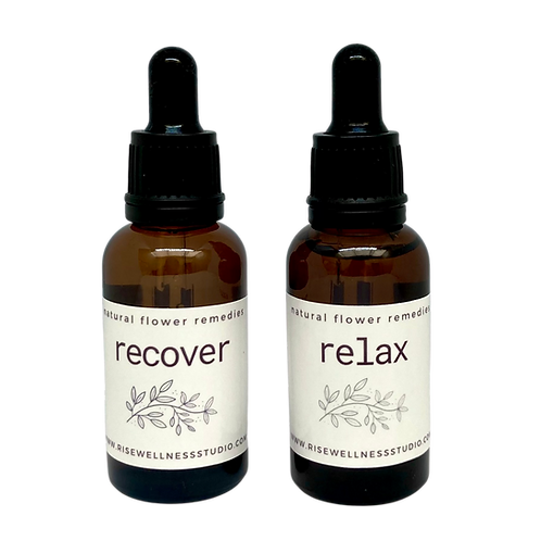 Natural Flower Remedies