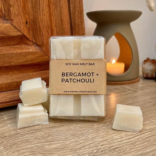 Bergamot + Patchouli