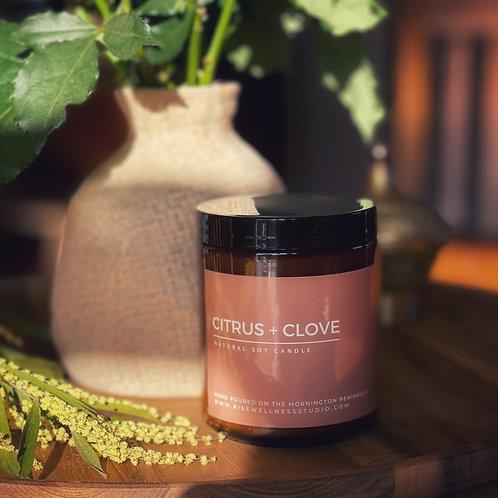 Citrus + Clove