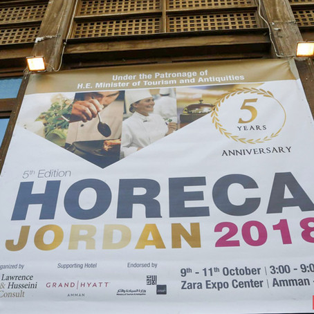 HORECA Jordan 2018