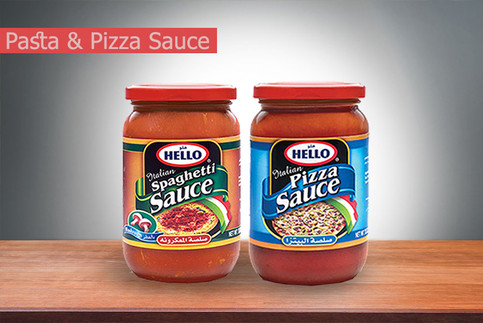 Pasta & Pizza Sauce