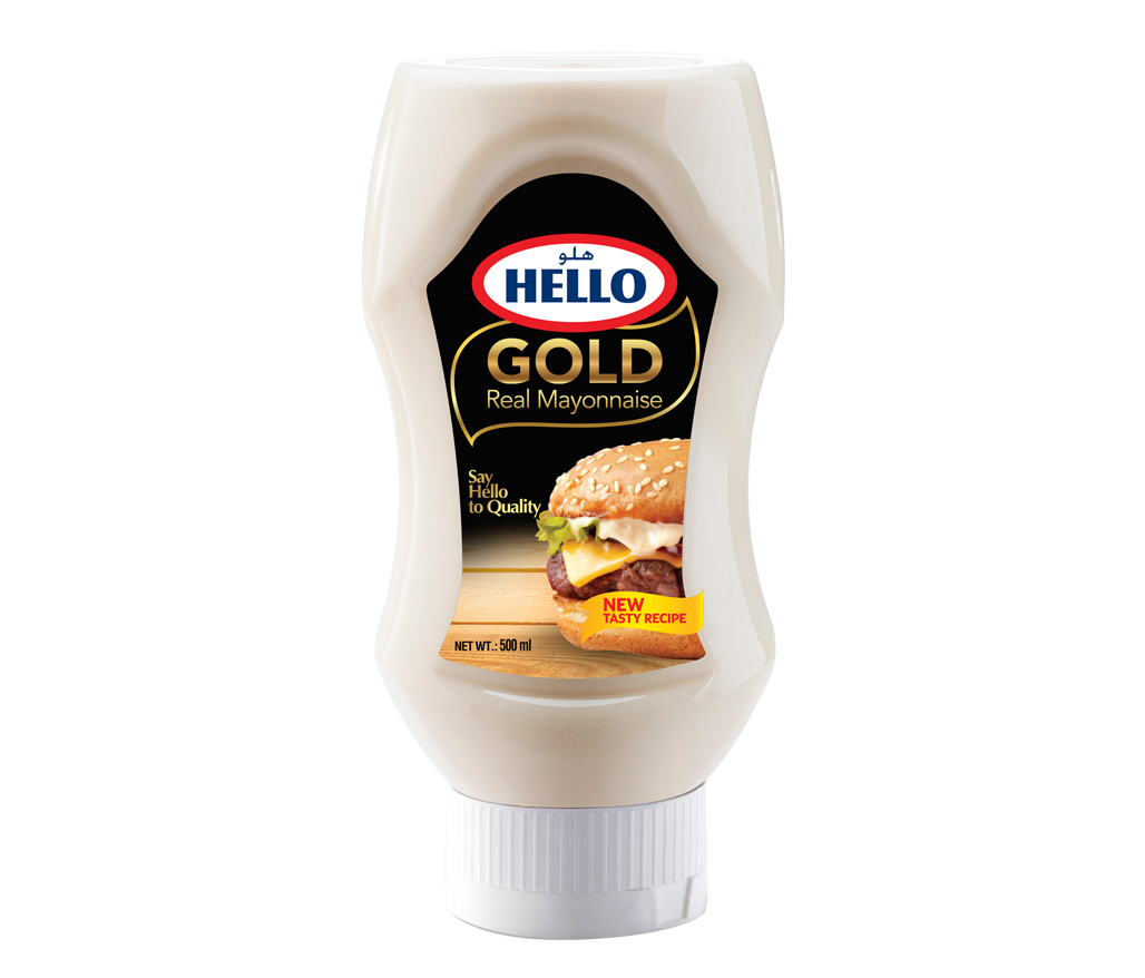 Hello Gold Mayonnaise