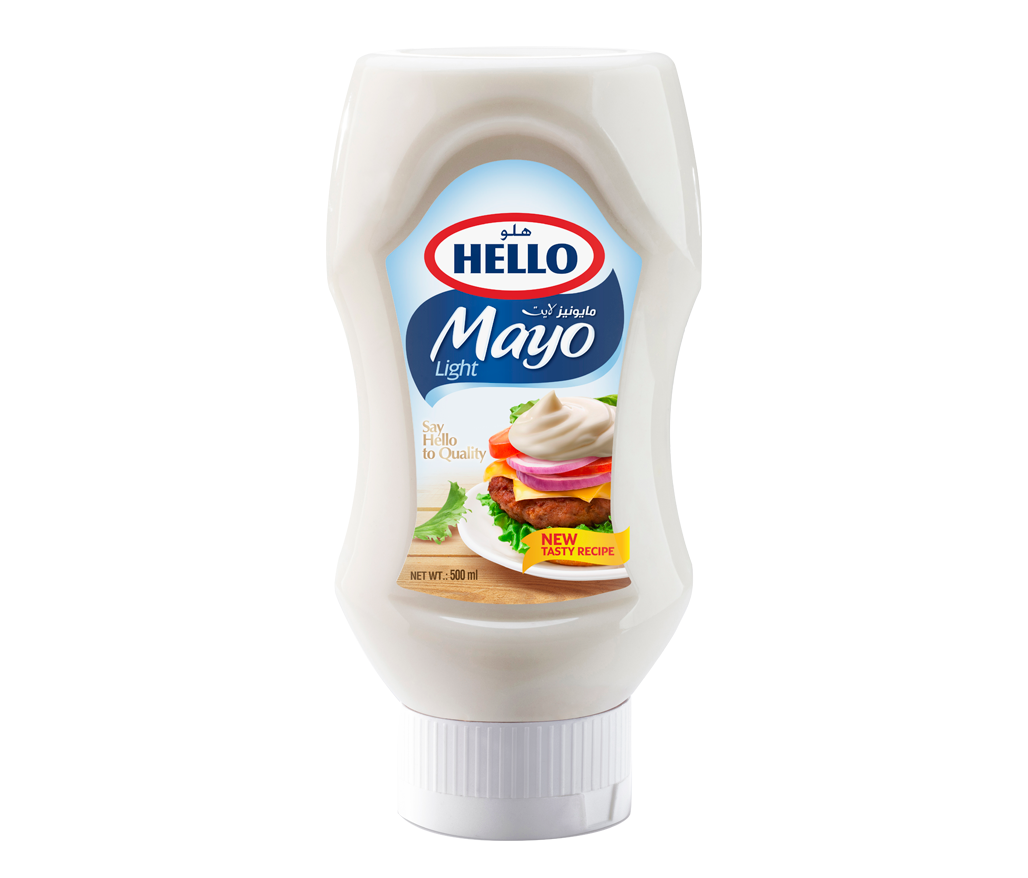 Hello Light Mayonnaise