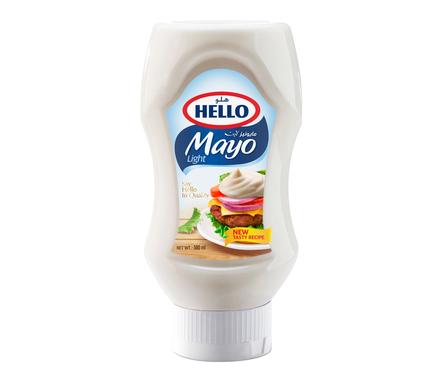 Hello Light Mayonnaise