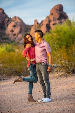 Erin and Husband