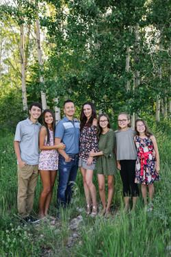 Erin's family photo