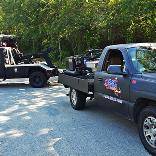 24hr Long Distance towing services | town truck