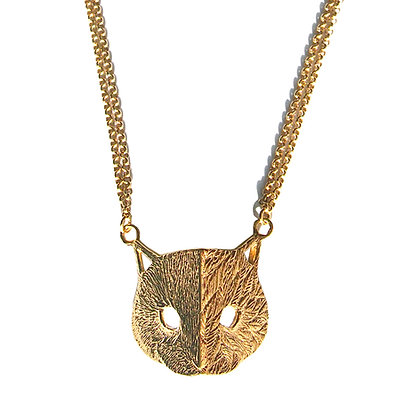 COLLIER CAT - (A)SYMMETRIC