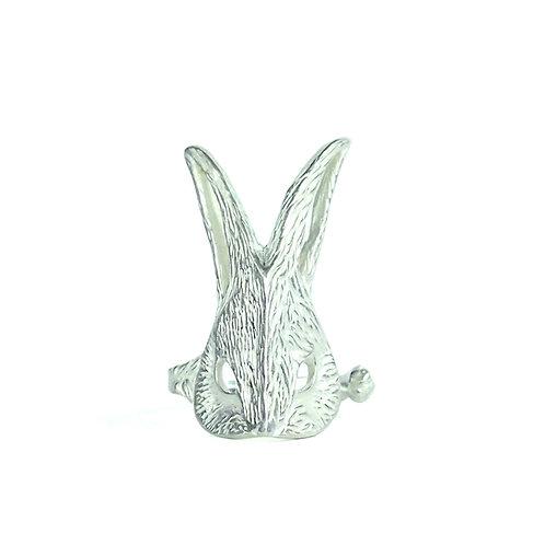 (A)SYMMETRIC ウサギのリング