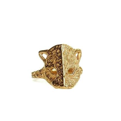 (A)SYMMETRIC 豹のリング