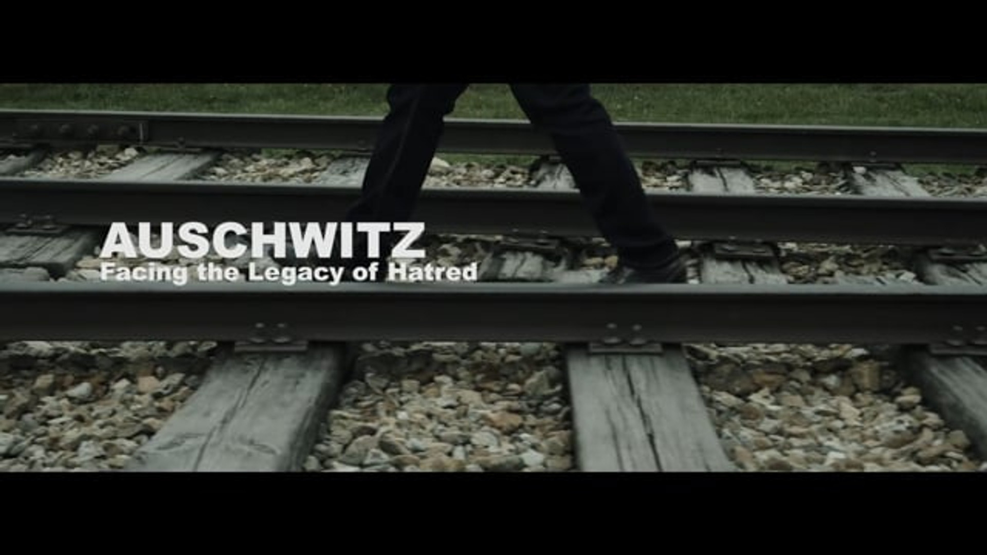 Auschwitz, Facing the Legacy of Hatred