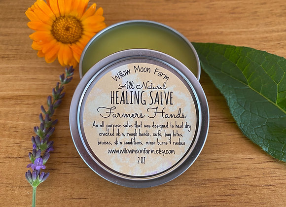 Healing Salve - all purpose - Farmers Hands