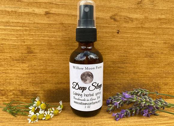 Deep Sleep Aromatherapy Spray