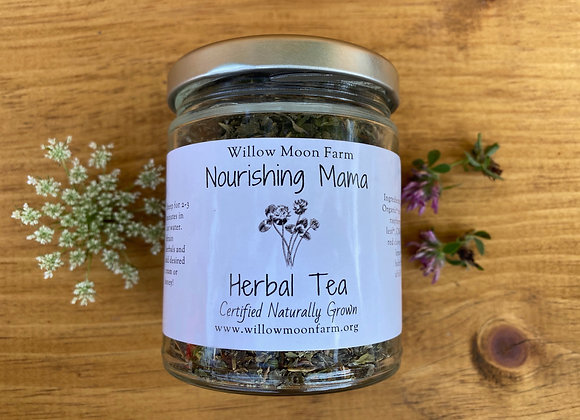 Nourishing Mama Tea • Organic • Herbal