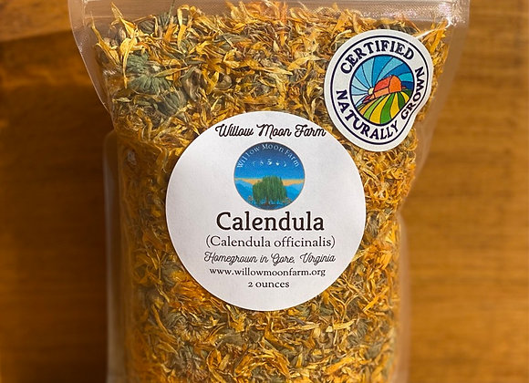 Calendula - Certified Naturally Grown