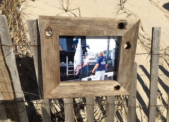 Driftwood Picture Frame 4x6