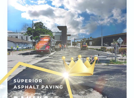 With #ImperialPaving You Will Have A Superior Project Outcome!