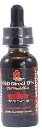 Serenity CBD Oil-1000MG