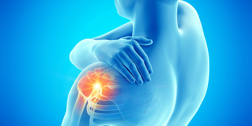 FREE Shoulder Injury Prevention, Injury And Recovery 40 min Webinar