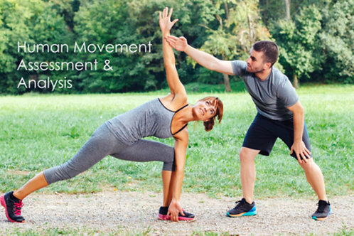 UNIT 2: Human Movement Assessment/Movement Analysis Home Study Course