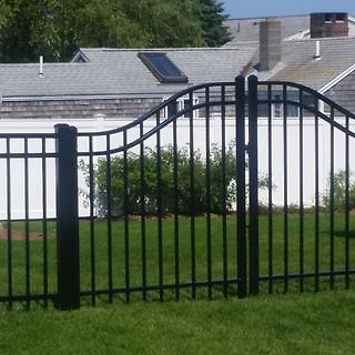Echelon Plus Arched Gate