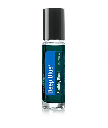 Deep Blue Touch Blend
