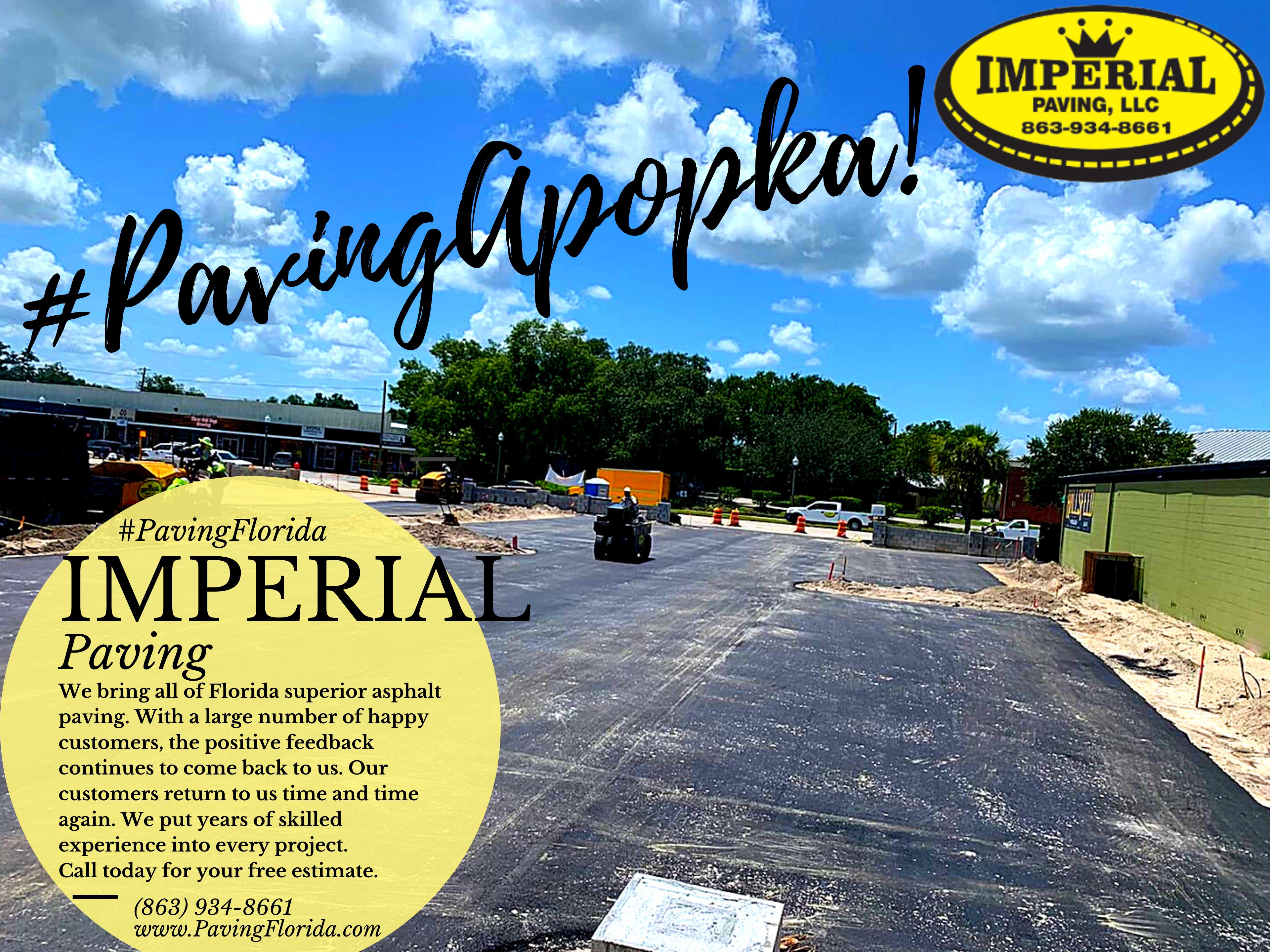 Paving Apopka