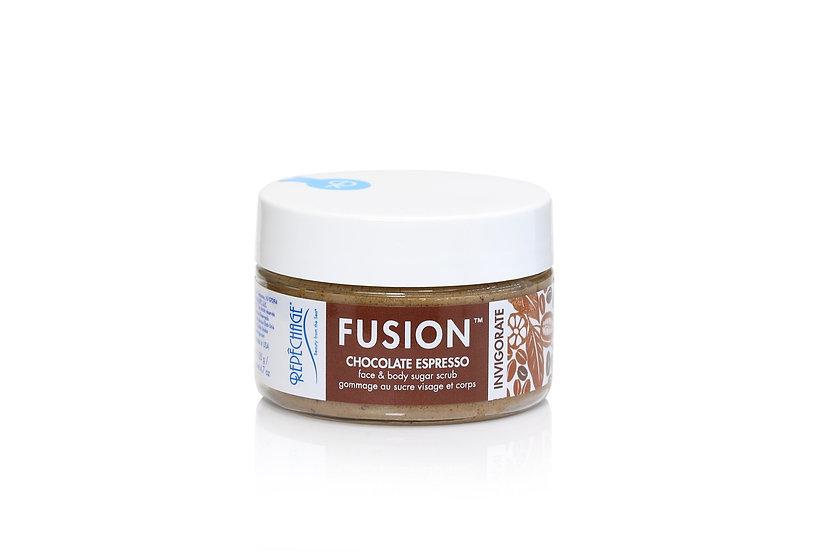 NEW! Fusion Chocolate Espresso Face & Body Sugar Scrub