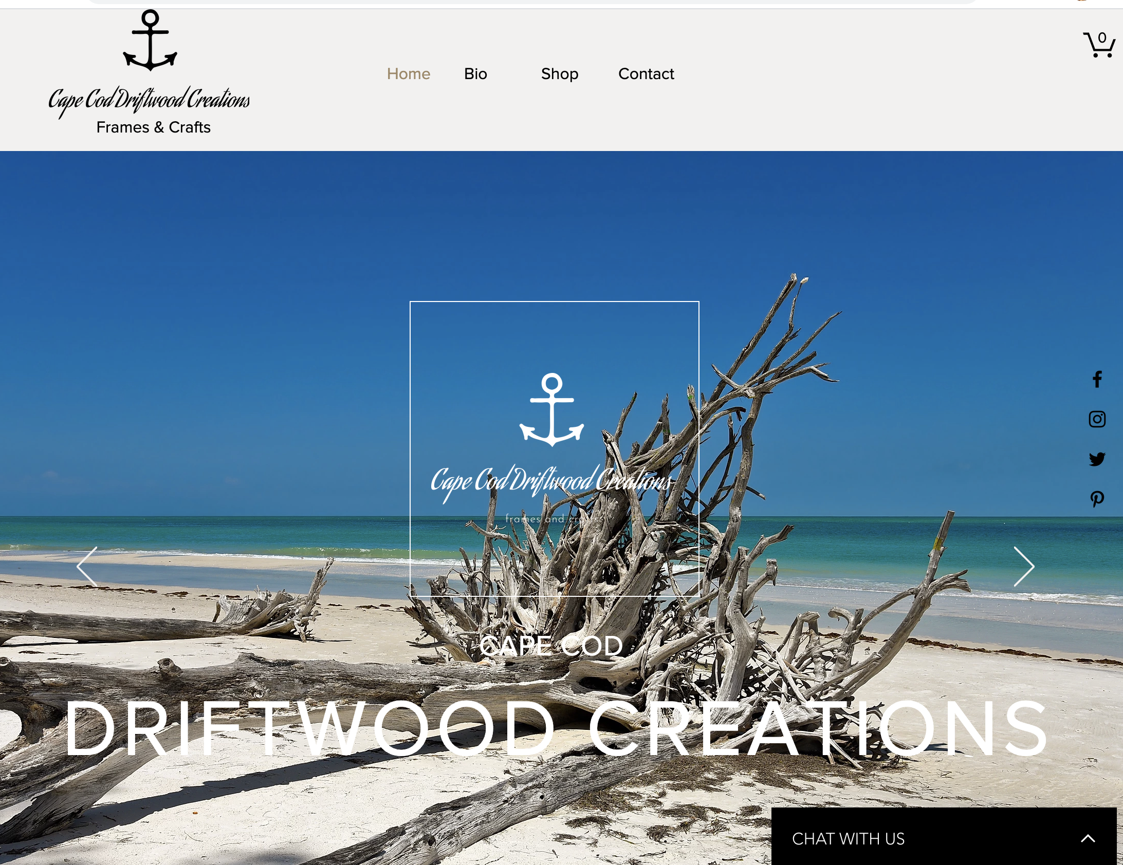 Cape Cod Driftwood Creations
