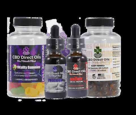 CBD Health Wellness Bundle
