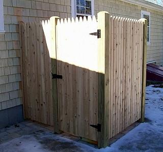 Stockade Shower Enclosure
