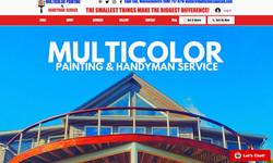 Multicolor Painting & Handyman Service