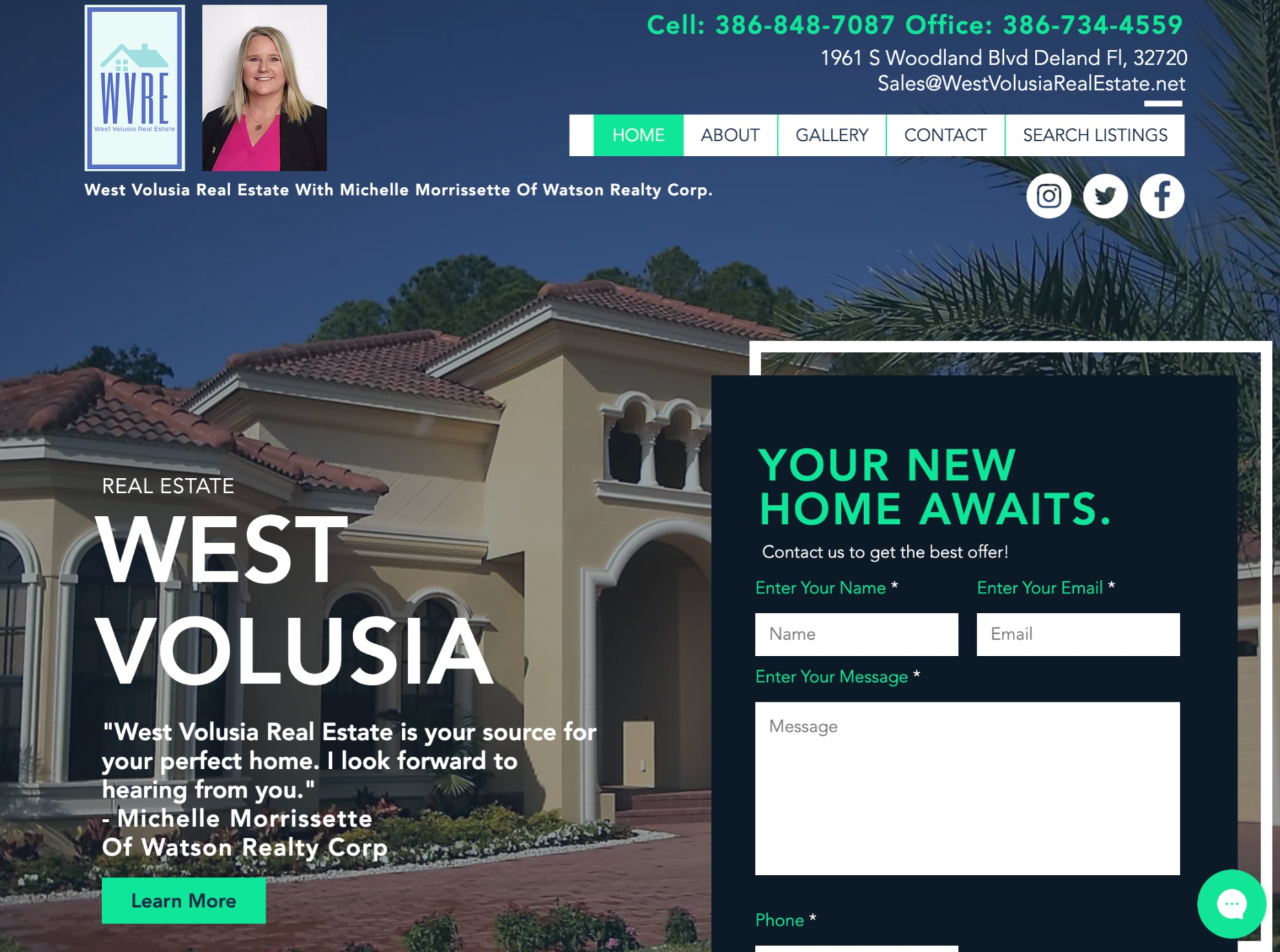 West Volusia Real Estate
