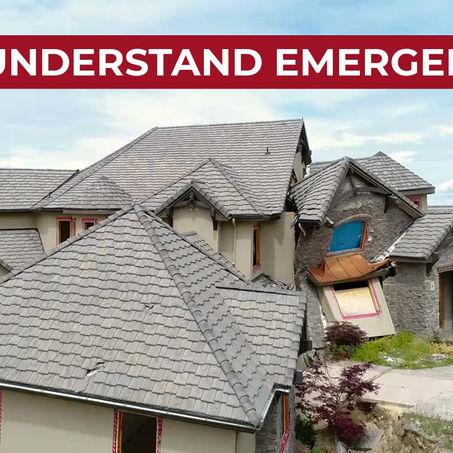 *WE UNDERSTAND EMERGENCIES!*