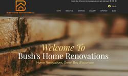 Bush's Home Renovations