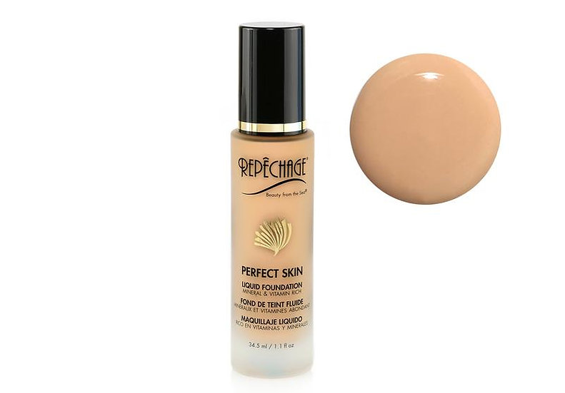 Mineral Rich Seaweed Based Foundation 02