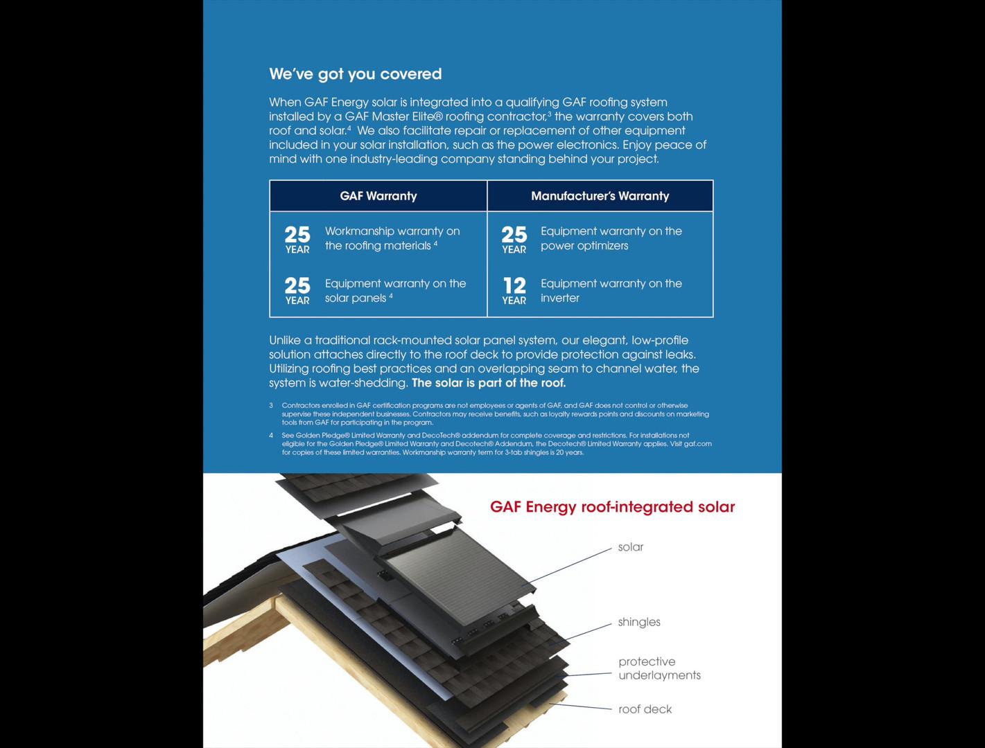 GAF Solar : FCR.mov