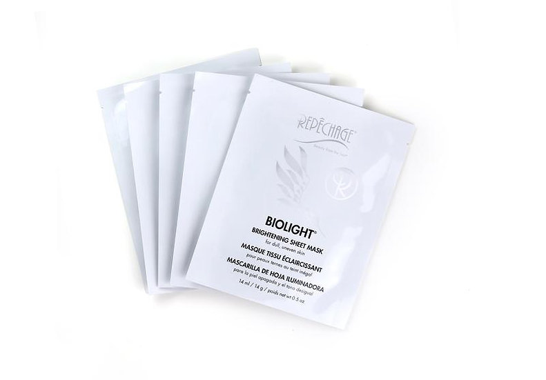 Biolight Brightening Sheet Mask