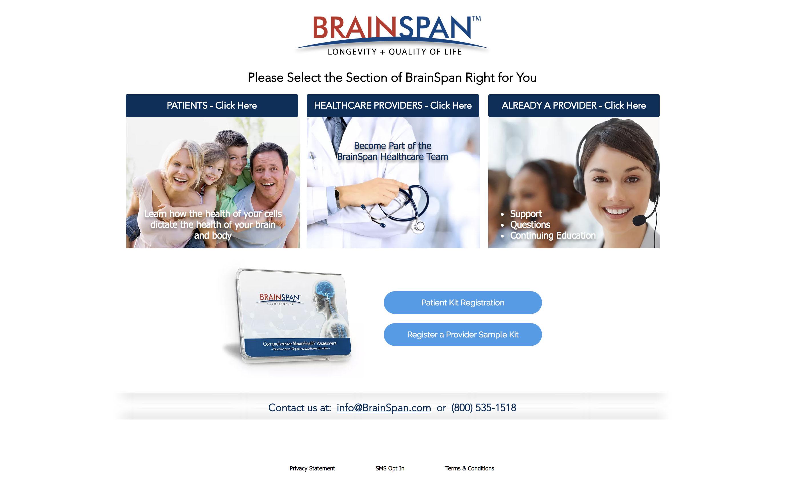 Brain Span